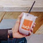 Peluang Usaha Minuman Kekinian Topping Tahu Kvch Drink paling laris 081285385007